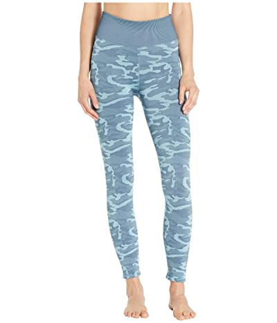 Splendid Studio Seamless Camo Leggings (Wave Camo) Women