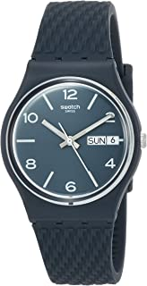Swatch orologio LASERATA Originals Gent 34mm Bau Swatch GN725