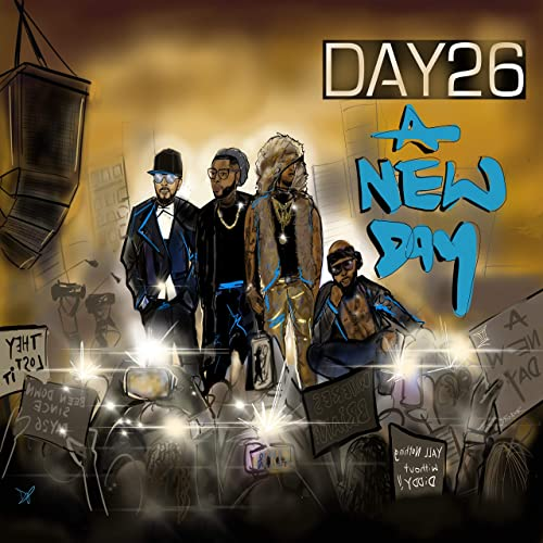 A New Day - EP [Explicit]