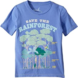 Rainforest Tee (Toddler/Little Kids/Big Kids)
