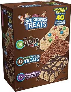 Kellogg's Rice Krispies Treats, Variety (40 ct.)