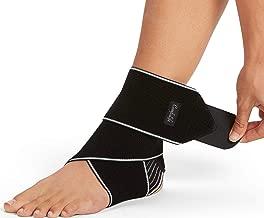 ComfiLife Ankle Brace for Men & Women – Adjustable Compression Ankle Support Wrap..