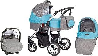 Amazon.es: Kunert - Carritos con capazo / Carritos y sillas de paseo ...