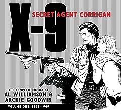 X-9: Secret Agent Corrigan Volume 1