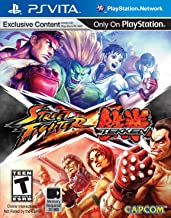 Street Fighter X Tekken - پلی استیشن ویتا