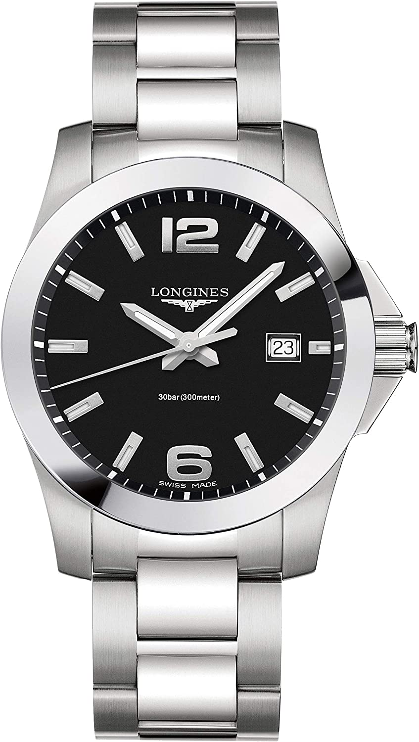 Longines San Francisco Mall Conquest L3.759.4.58.6 Challenge the lowest price of Japan ☆