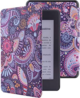 Vimorco Kindle Paperwhite Case 2018 Release for 10th Generation, Premium Lightweight Pu Leather with Auto Sleep/Wake for Amazon Kindle Paperwhite E-Reader