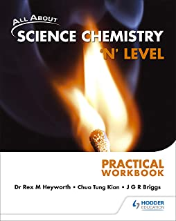 All About Science Chemistry 'N' Level Practical Workbook