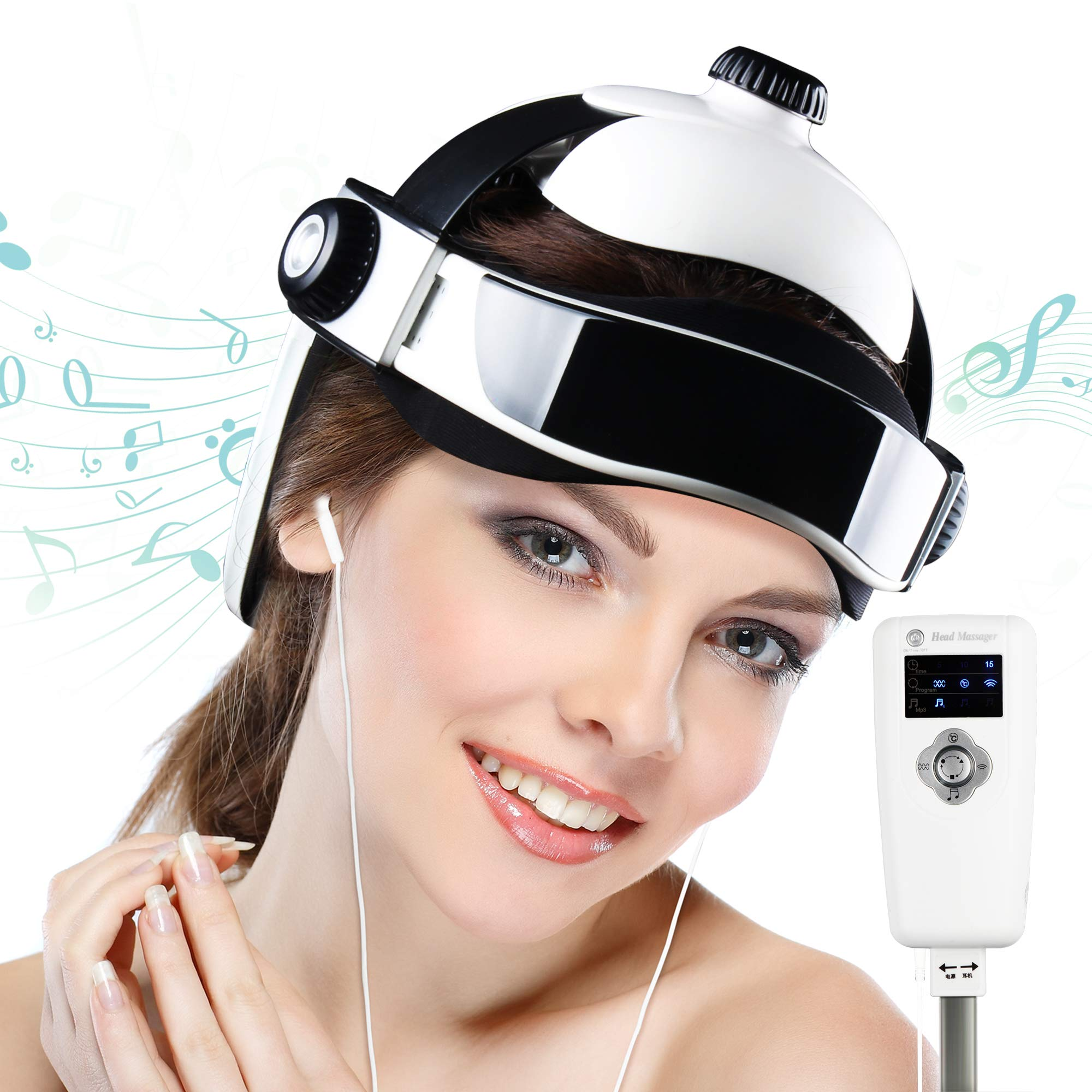 REAQER Electric Massager Multifunctional Soothing