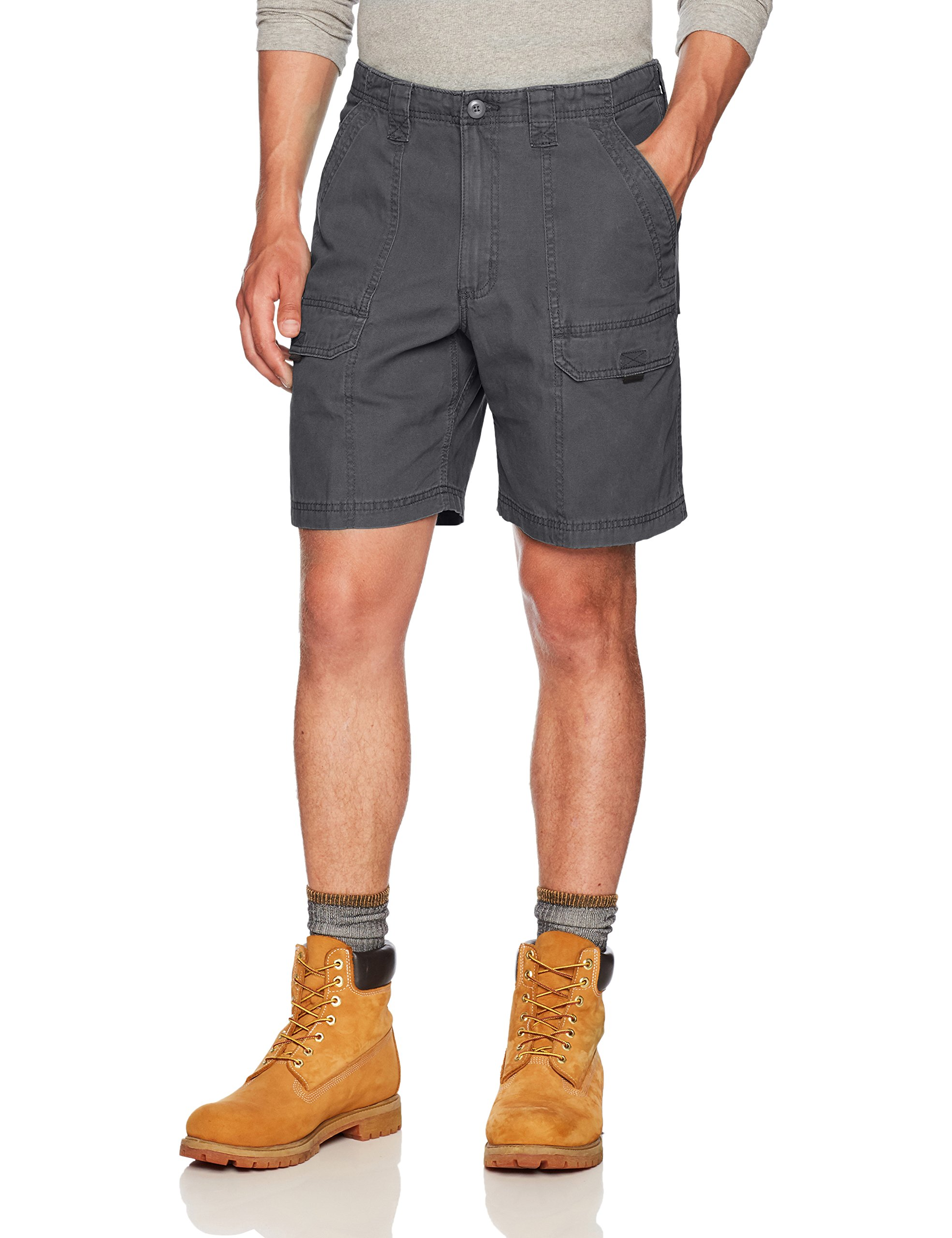 Wrangler Authentics Canvas Hiker Anthracite