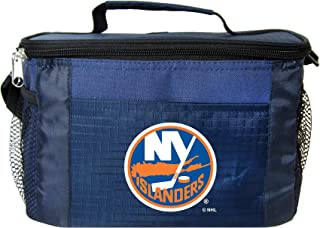 Kolder NHL Team Logo 6 Pack Cooler Lunch Bags