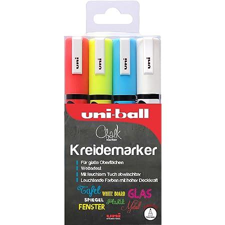 Marker UNI CHALK MARKER PWE-5M hellblau,