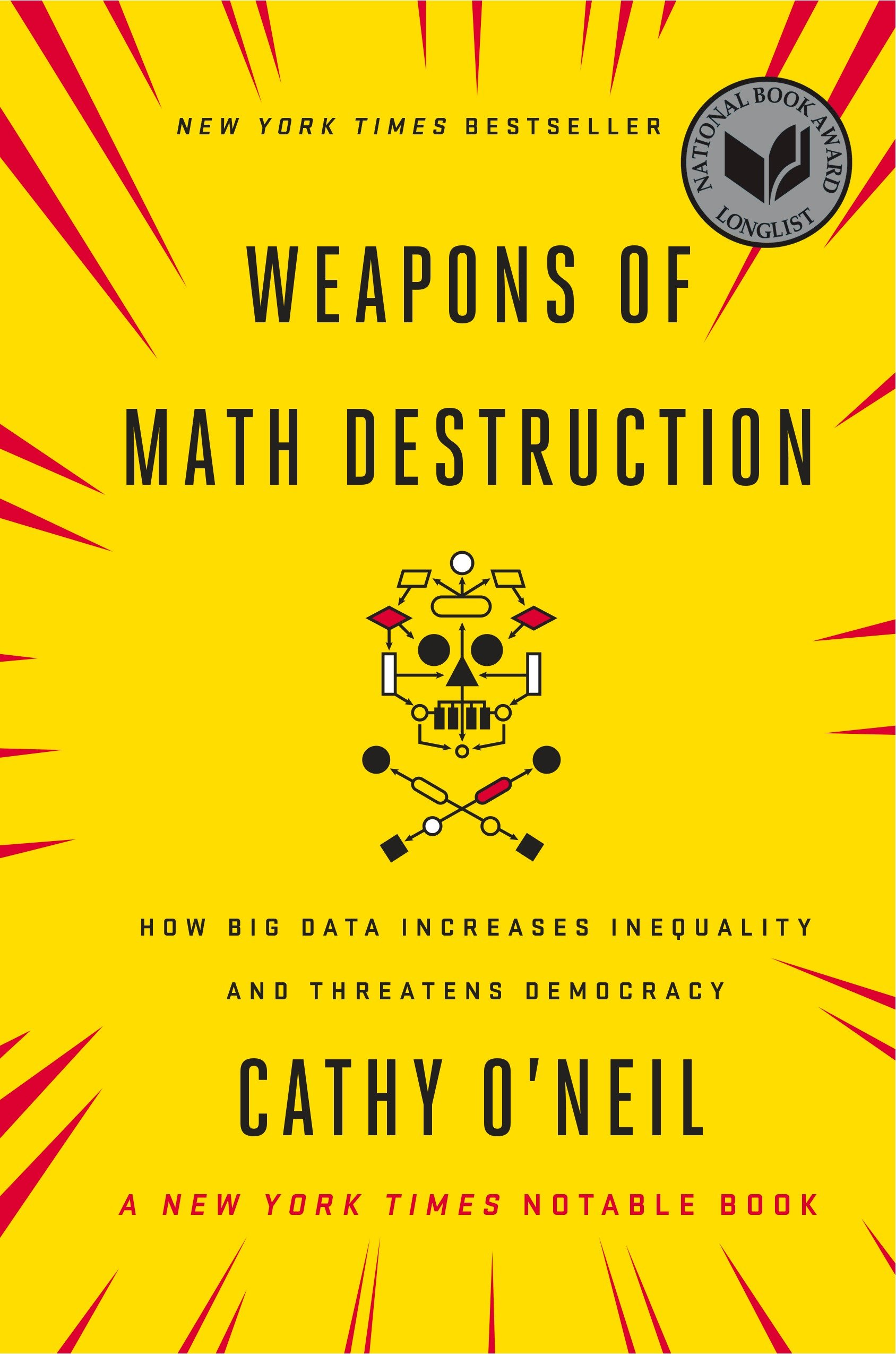 Download Weapons Of Math Destruction: How Big Data Increases Inequality And Threatens Democracy (English Edition) 