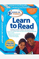Hooked on Phonics Learn to Read - Levels 7&8 Complete: Early Fluent Readers (Second Grade | Ages 7-8) (4) (Learn to Read Complete Sets) Paperback