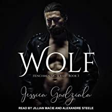 Wolf: Henchmen MC Series, Book 3