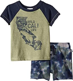 Cali Life Tee Set (Infant)
