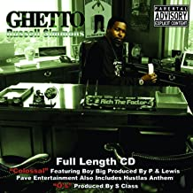 Ghetto Russell Simmons [Explicit]