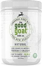 New Zealand Full Cream Goat Milk Powder (Natural) - 14oz