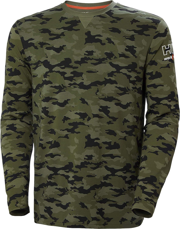 Helly-Hansen Men's Workwear Kensington Longsleeve Shirt