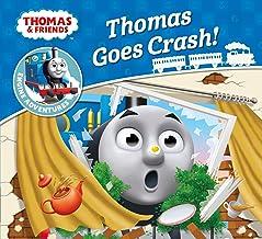 Thomas & Friends: Thomas Goes Crash (Thomas Engine Adventures)