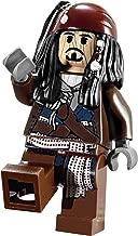 Disney LEGO Pirates of the Caribbean Jack Sparrow Minifigure - Nintendo WII