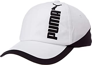 e6f3361ff6 PUMA Men's Premium Archive BB Cap, White 02, Adult
