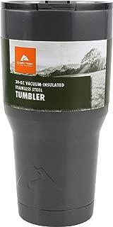Gun Metal Gray - Ozark Trail 30-Ounce Double-Wall, Vacuum-Sealed Tumbler