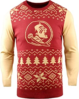 NCAA Two-Tone Cotton Ugly Sweater