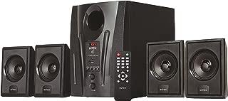 Intex IT-2655 DigiPlus 4.1 Channel Multimedia Speakers