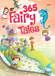 Story book for kids: 365 Fairy Tales (365 Series)
