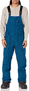 Volcom Men's Roan Bib Overall Snowboard Pant Overalls