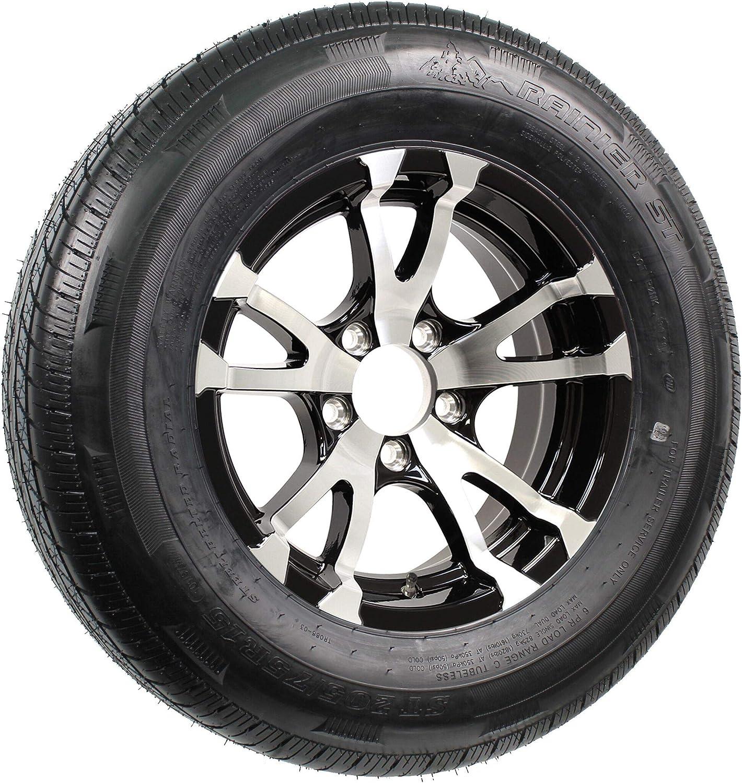 Ranking TOP15 Gorgeous Radial Trailer Tire On Rim ST205 75R15 Lug 15