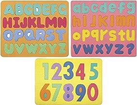 Chenille Kraft Wonderfoam Magnetic Puzzle Kit 1 EA of 4419, 4420, 4421