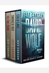 The David Wolf Mystery Thriller Series: Books 5-7 (The David Wolf Series Box Set Book 2) Kindle Edition