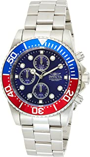 Invicta Pro Diver For Men Blue Dial Stainless Band Watch - INVICTA-1771