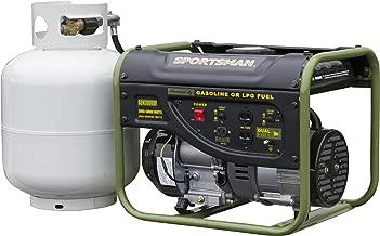 sportsman 2000 watt lp generator