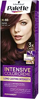 Schwarzkopf Palette Intensive Color Creme 4-88 Intensive Dark Red