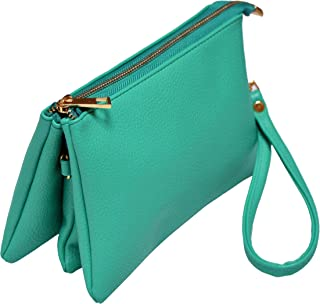 Vosarea 2PCS Alloy Purse Hook Table Bag Hooks Crystal Diamond Under Counter Handbags Hook Desktop Holders Hangers Xmas Gifts