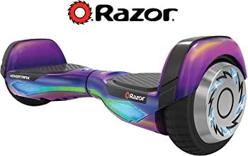 Razor Hovertrax Deluxe 2.0 Hoverboard Self-Balancing Smart Scooter