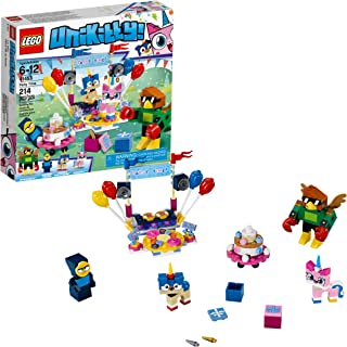 LEGO Unikitty! Party Time 41453 Building Kit (214 Pieces)