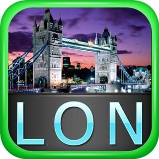 London Offline Map Travel Guide(Kindle Tablet Edition)