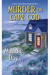 Murder on Cape Cod (A Cozy Capers Book Group Mystery 1) Kindle Edition
