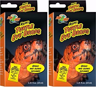 Zoo Med Repti Turtle Eye Drops [Set of 2]