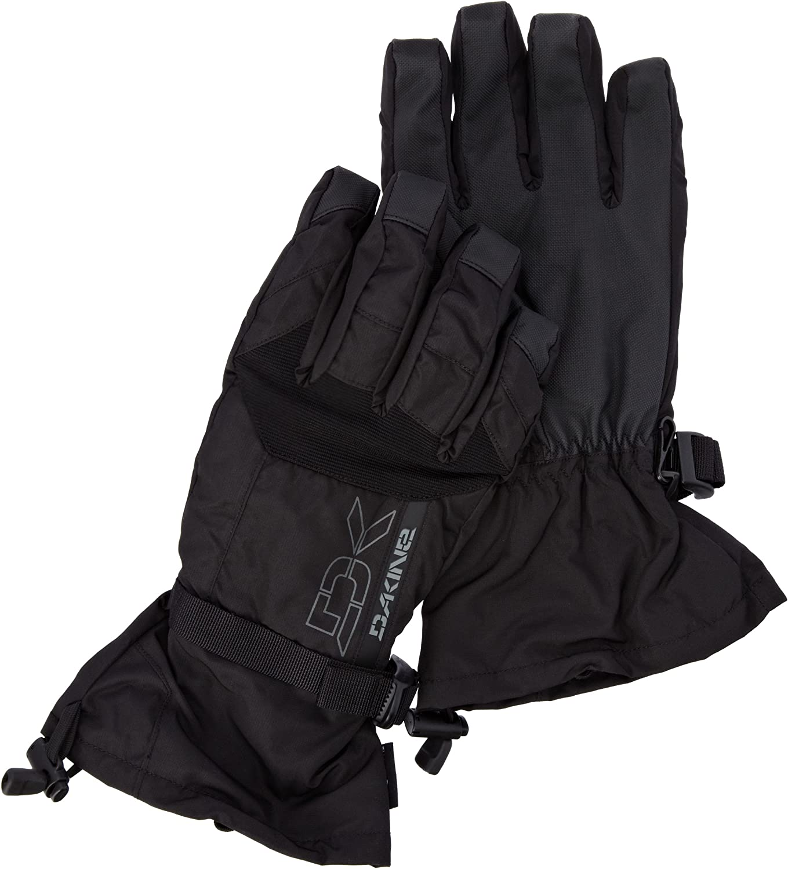 Dakine Men's Scout Snow Gloves Black