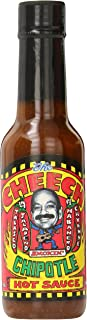 Cheech Hot Sauce, Smokin Chipotle, 5 Ounce