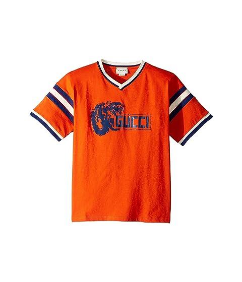 Gucci Kids Cotton Jersey T-Shirt 540631XJAAJ (Little Kids/Big Kids)