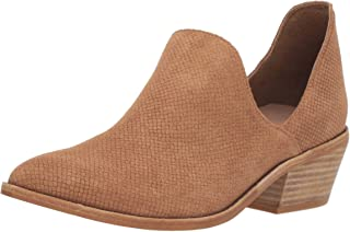 Chinese Laundry Women's Freda Ankle Boot, Camel Suede, 10 M US