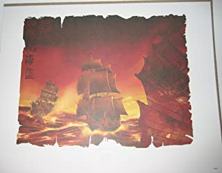 Best pirates of the caribbean ships lithograph Reviews