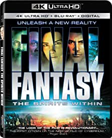 Final Fantasy: The Spirits Within arrives on 4K Ultra HD November 16 from Sony Pictures