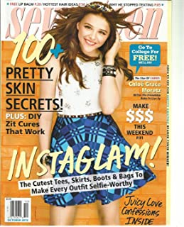 Best chloe grace moretz magazine cover Reviews